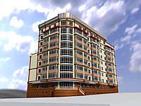 Проектирование жилых и общественных зданий, сооружений, фото 1