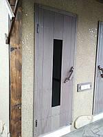 Двери из ДПК