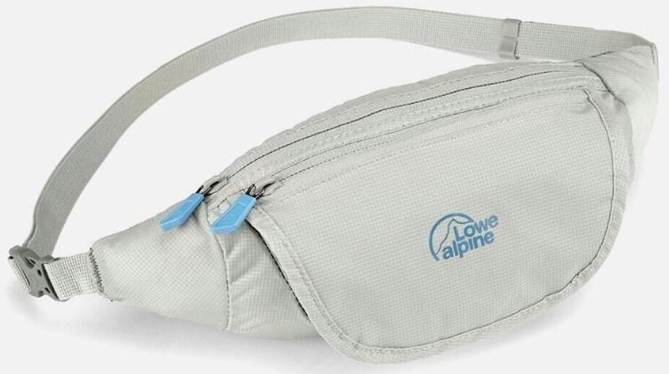 Сумка поясная Lowe Alpine Belt Pack Antracite LA FAE-01-MI-U белая