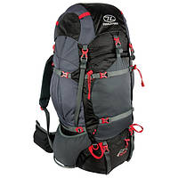 Рюкзак туристический Highlander Ben Nevis 65 Black, фото 1