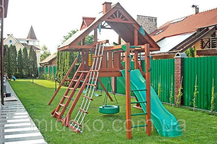 Детская площадка Cedar Summit Dakota