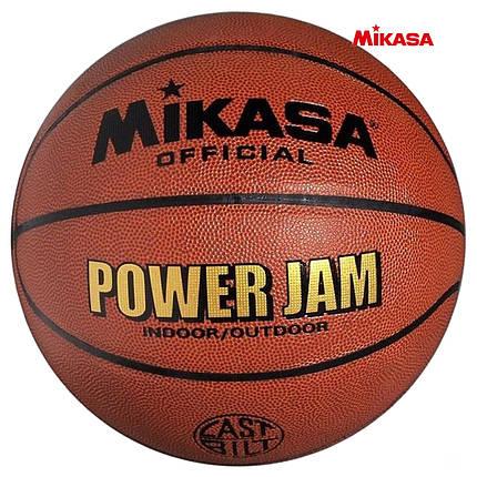 Мяч баскетбольный Mikasa BSL20G, фото 2