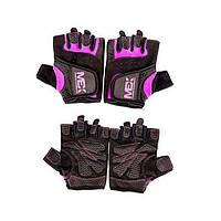 Перчатки для фитнеса женские MEX W-Fit Gloves Purple