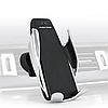 Автодержатель с функцией беспроводной зарядки Penguin Smart Sensor S5