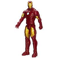 Большая игрушка  Железный Человек Hasbro 30СМ, серия Титаны - Iron Man, Avengers, Titan