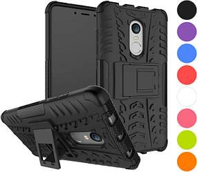 Защитный чехол Xiaomi Redmi Note 4X / 4 (бронированный бампер) (Сяоми Ксиаоми Редми Ноут Ноте 4Х 4 Икс)