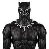 Мстители, Финал, Черная Пантера - Titan Hero Series, Hasbro, Avengers, Endgame, Black Panther, фото 2