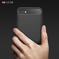 Защитный чехол-бампер для LG Q6