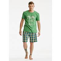 Пижама KEY MNS-799 A8, 100 % хлопок,распродажа