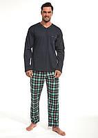 77ad4b7baca8 Темная мужская пижама в категории пижамы мужские в Украине. Сравнить ...