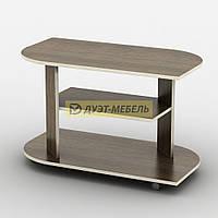 Журнальный стол на колесиках ВЕРНИСАЖ (90 см)
