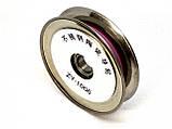 Комбинированный ролик  ZY-1006 M10 из нержавеющей стали и полированного фарфора, фото 3