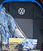 Чехлы на сидения Volkswagen Jetta с 2015 г.в. американец