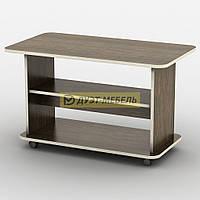 Журнальный стол на колесиках РОНДО (90 см)
