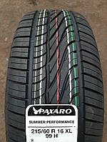 Paxaro 215/60 R16 PAXARO SUMMER PERFORMANCE [99] H XL, фото 1