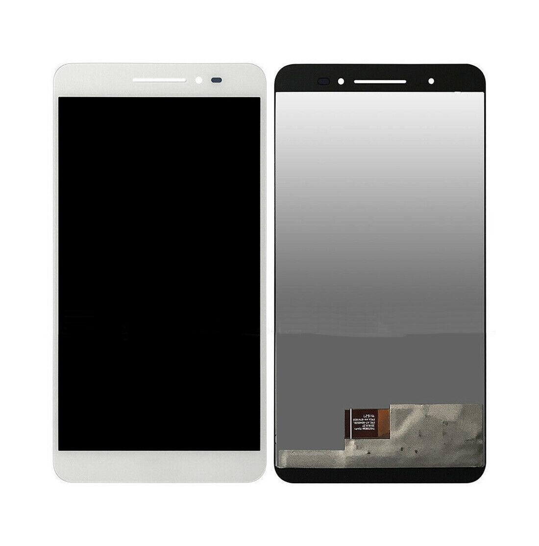 Дисплей (экран) для Asus ZenFone Go (ZB690KG)/Z171KG ZenPad C 7.0 с сенсором (тачскрином) белый