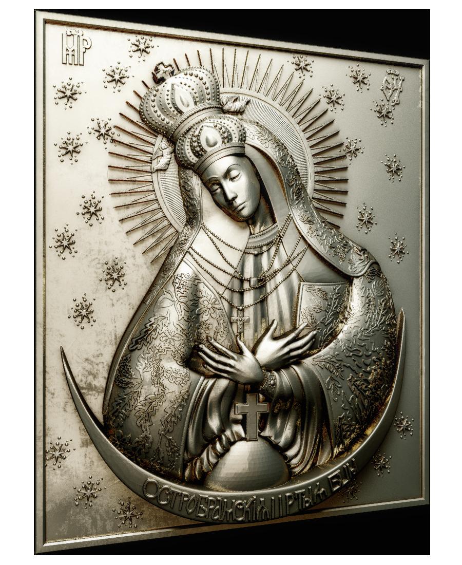 Ікона  Икона Остробрамская