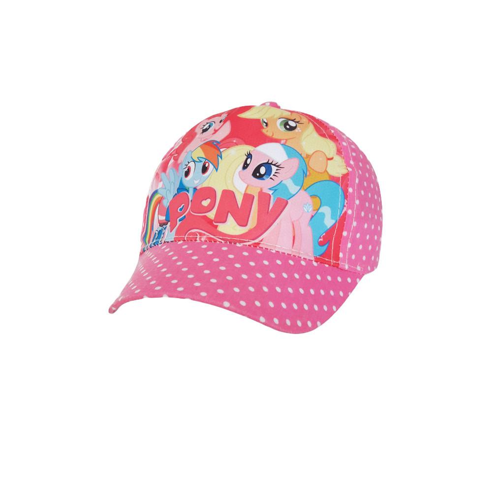 Модная детская бейсболка My Little Pony - №4083