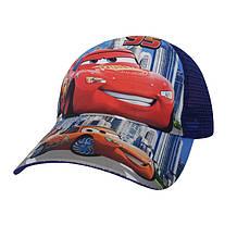 Стильная детская кепка Cars - №4209