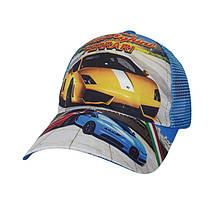 Стильная детская кепка Ferrari - №4213