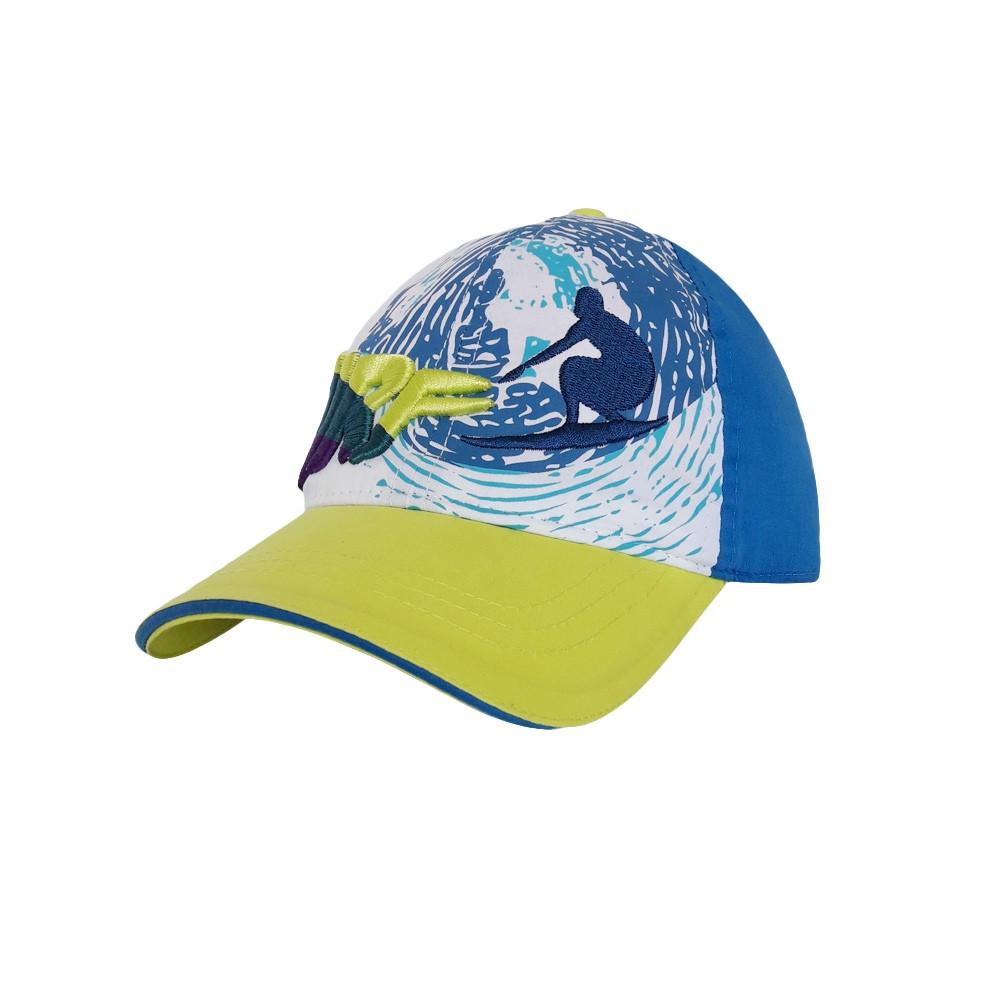 Стильная детская бейсболка Surf - №4103