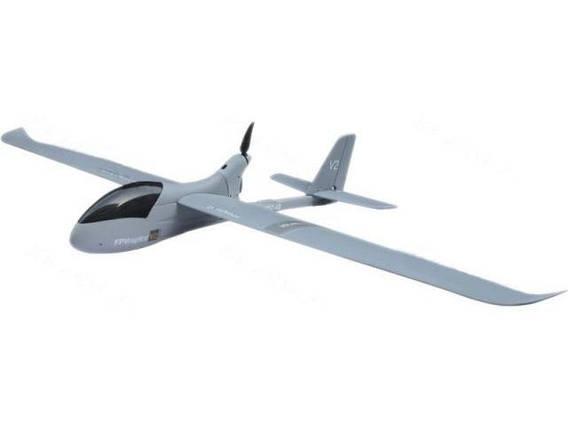 Авиамодель на радиоуправлении планера VolantexRC FPVRaptor V2 (TW-757-V2) 2000мм PNP, фото 2