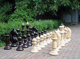 Большие деревянные шахматы. Высота короля 700мм