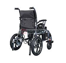 Складная электроколяска DYL 6024. Инвалидная коляска. Кресло для инвалида. Кресло коляска., фото 2