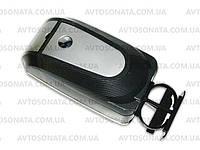 Подлокотник 48018 Carbon/Silver