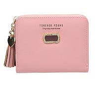 Жіночий гаманець BAELLERRY Fashion Lady Wallet клатч Рожевий (SUN4868), фото 1