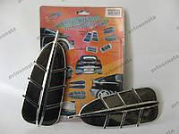 Накладки декоративные AD-60243 алюминий