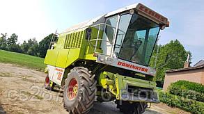 Claas Dominator 98 комбайн зернозбиральний