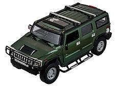 Машинка радиоуправляемая 1:10 Meizhi Hummer H2 (зеленый), фото 2