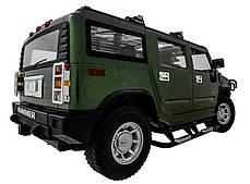 Машинка радиоуправляемая 1:10 Meizhi Hummer H2 (зеленый), фото 3