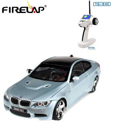 Автомодель р/у 1:28 Firelap IW04M BMW M3 4WD (серый), фото 2