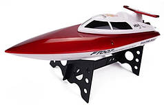Катер на радиоуправлении Fei Lun FT007 Racing Boat (красный)