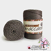 Шнур для вязания Maccaroni PP Cord, 934, серый
