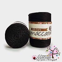 Шнур для вязания Maccaroni PP Cord, 935, черный