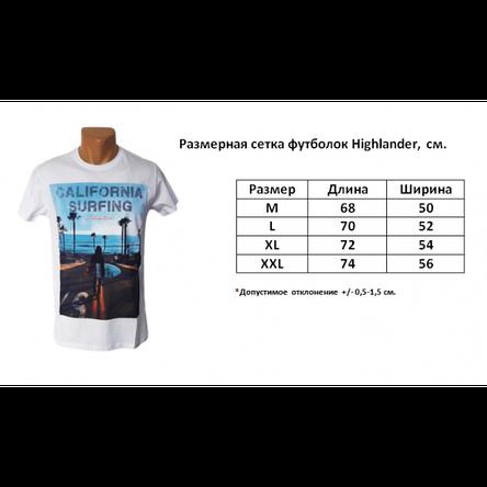 Мужская футболка на пляж Highlander, фото 2