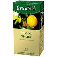 Черный Чай Lemon Spark (25 шт) С Лимоном