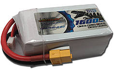 Аккумулятор Dinogy PLATINUM G2.0 Li-Pol 1600mAh 14.8V 4S 130C XT60