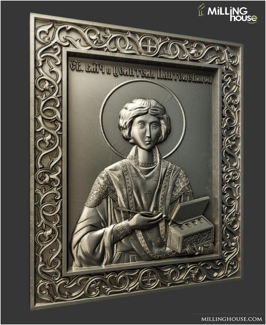 Ікона Пантелеймон