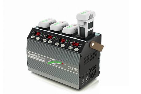 Зарядное устройство SkyRC 4P3 для DJI Phantom 3, фото 2