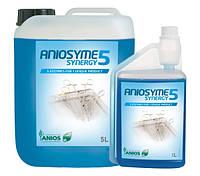 Аниозим синержи 5 (ANIOS Aniosyme synergy 5) - средство для дезинфекции и стерилизации инструментов,1 л