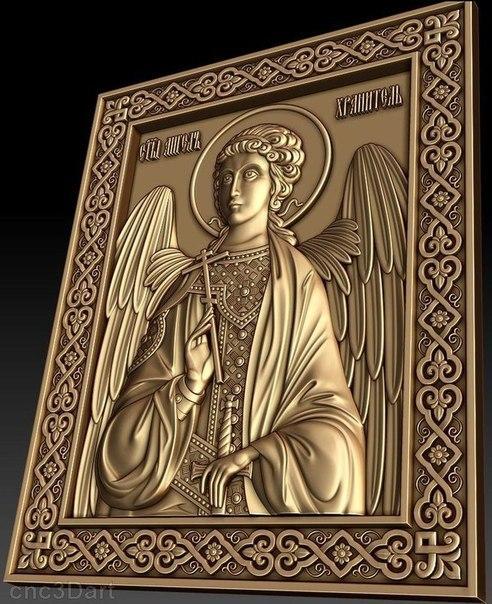 Ікона  Ангел хранитель