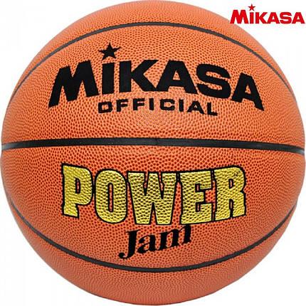 Мяч баскетбольный Mikasa BSL10G-C, фото 2