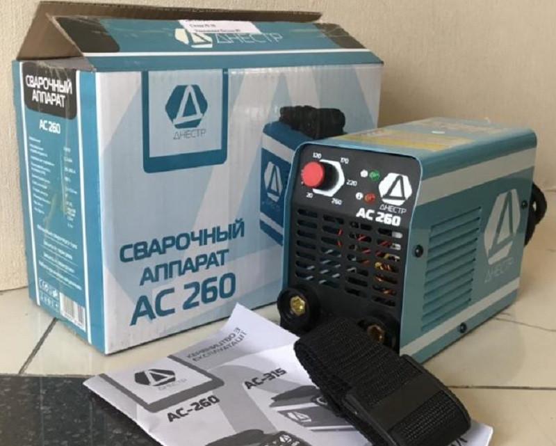 Сварочный инвертор Днестр АС-260