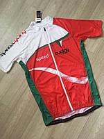 Стильная мужская вело футболка Crivit размер L 52-54