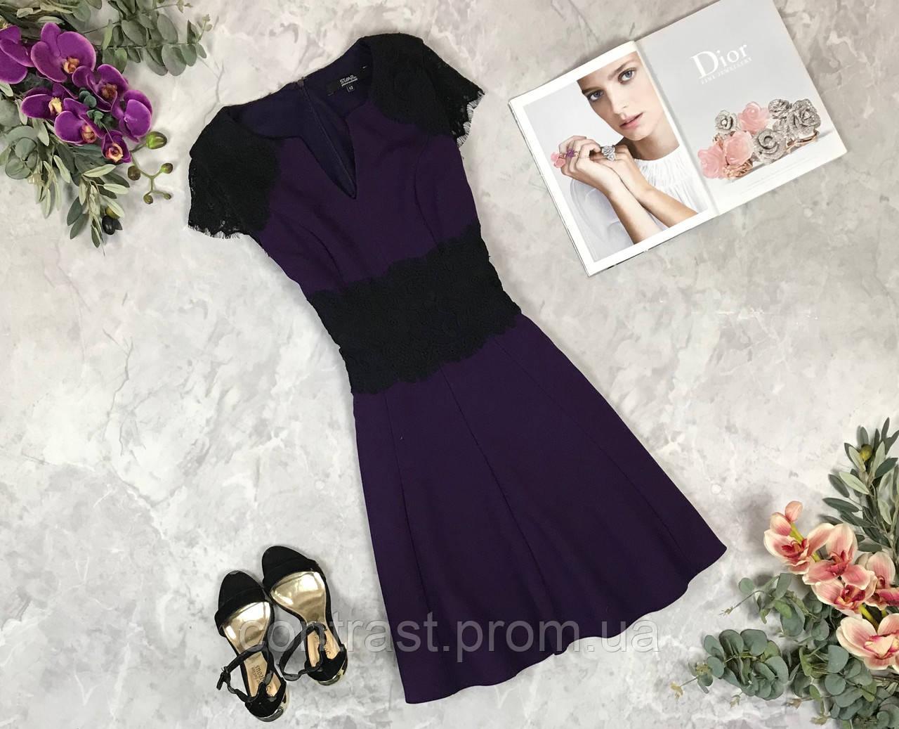 Красивое платье с акцентом на линии талии.  DR1928065