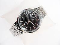 Мужские (Женские) кварцевые наручные часы Patek Philippe на металлическом ремешке